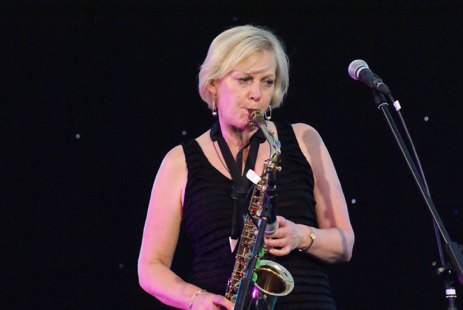 JLR Interview with Saxophonist Clare Hirst
