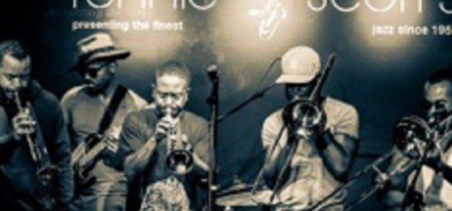 Hypnotic Brass Ensemble at Ronnie Scotts – 12th April 2015