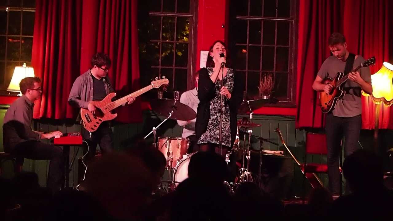 JLR Review – Fini Bearman and Elda Trio at Union Chapel, November 2016