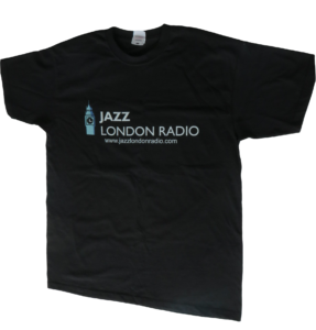 jazz-london-radio-t-shirt