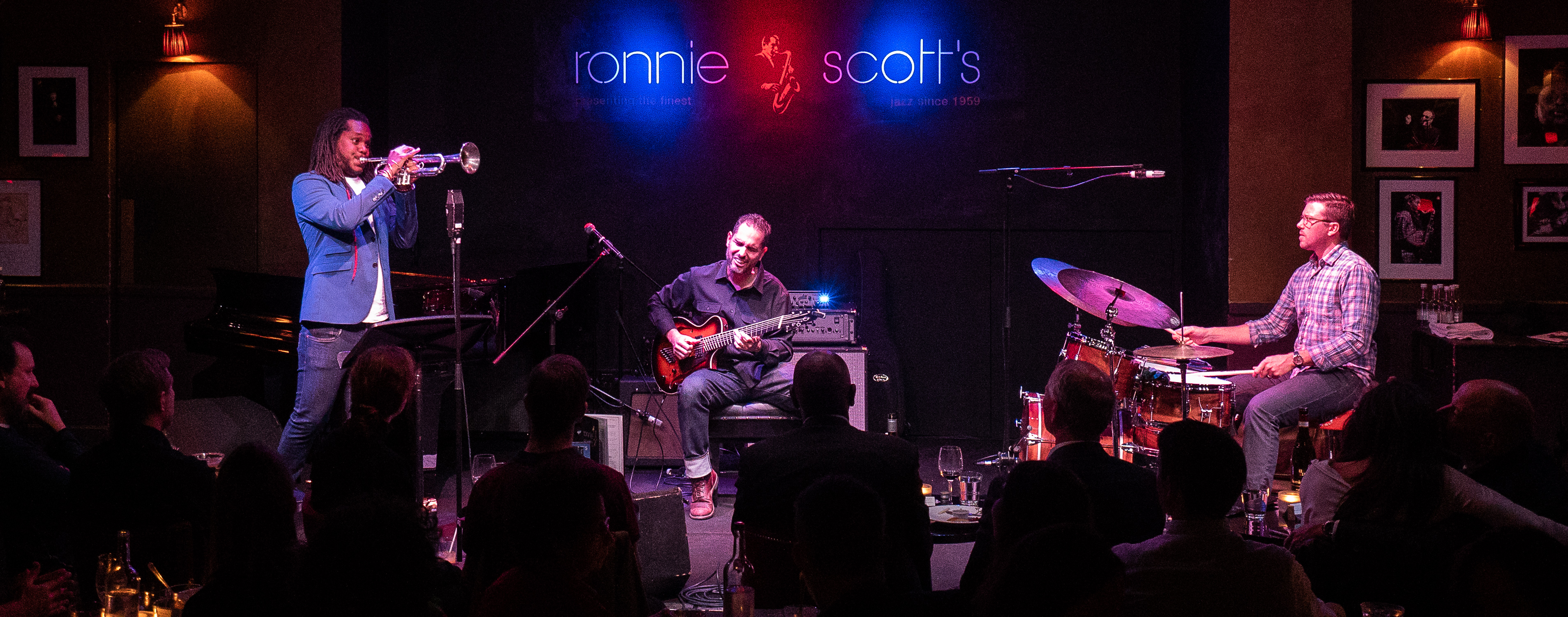 JLR Review: Charlie Hunter Trio at Ronnie Scotts, September 2018