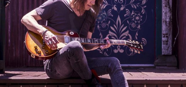 JLR Interview – Robben Ford