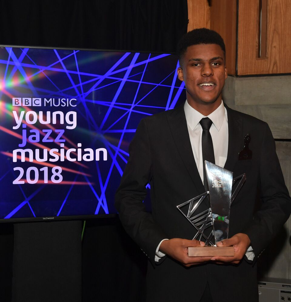 BBC Young Jazz Musician of the Year 2018